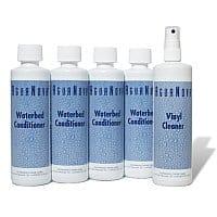 x250 ml Wasserbett Konditionierer/Conditioner + 1 Reiniger AguaNova