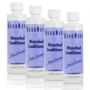 4 x 250ml AguaNova Wasserbett KONDITIONIERER Conditioner