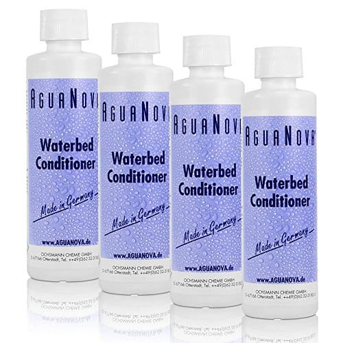 4 x 250ml AguaNova Wasserbett KONDITIONIERER Conditioner